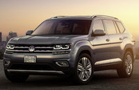 2018 Volkswagen Atlas Picture Gallery