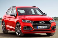 2018 Audi SQ5 Picture Gallery