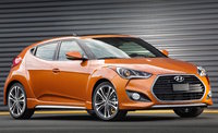 2017 Hyundai Veloster Turbo Picture Gallery