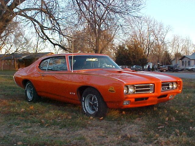 Picture of 1969 Pontiac GTO exterior