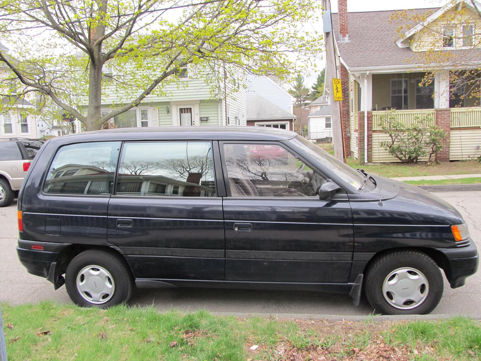 1993 Mazda MPV - Overview - CarGurus