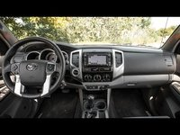Picture of 2015 Toyota Tacoma Double Cab V6 TRD Pro, interior, gallery_worthy