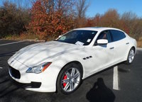 2016 Maserati Quattroporte, Front-quarter view., exterior, gallery_worthy