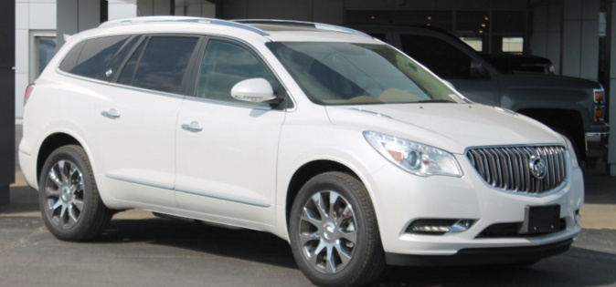 Picture of 2016 Buick Enclave Premium AWD