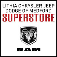 Lithia Chrysler Dodge Jeep of Medford logo