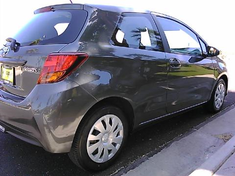 Picture of 2015 Toyota Yaris L 2dr Hatchback