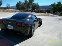 2008 Chevrolet Corvette Z06, Every clay bar grit for new paint..., exterior