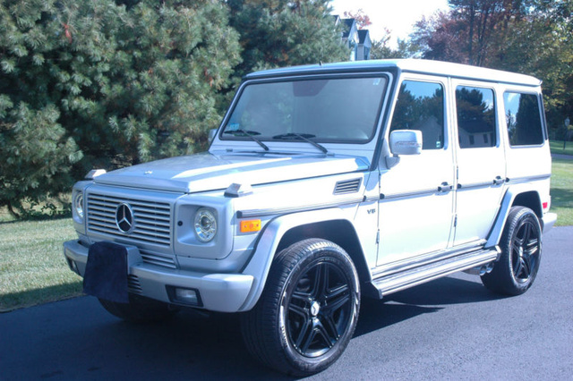 Picture of 2003 Mercedes-Benz G-Class G500