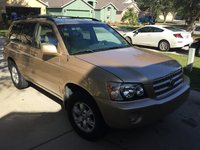 Picture of 2001 Toyota Highlander, exterior