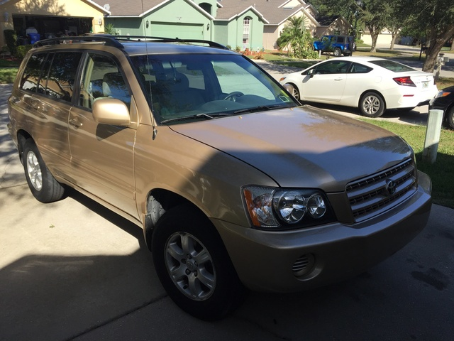 Picture of 2001 Toyota Highlander