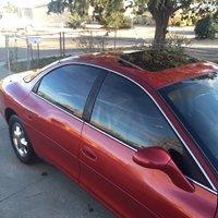 Picture of 1998 Oldsmobile Aurora 4 Dr STD Sedan, exterior