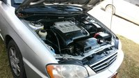 Picture of 2003 Kia Spectra Base, engine