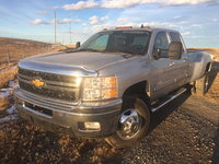 Picture of 2012 Chevrolet Silverado 3500HD LTZ Crew Cab LB 4WD, exterior, gallery_worthy