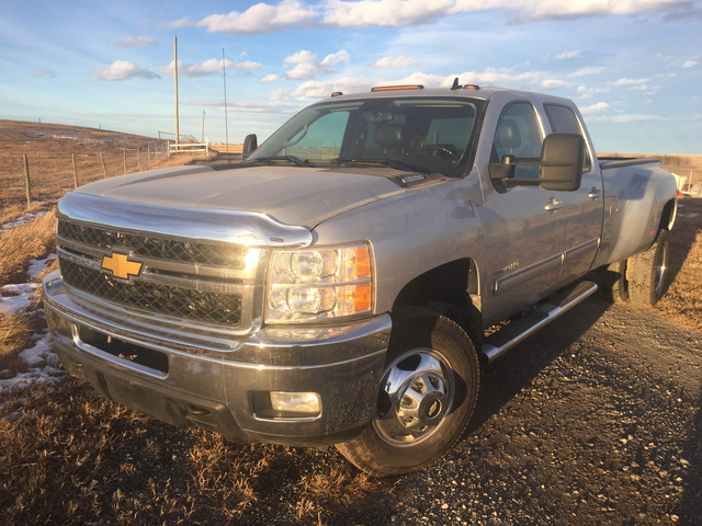 Picture of 2012 Chevrolet Silverado 3500HD LTZ Crew Cab LB 4WD