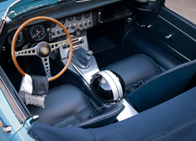 Picture of 1961 Jaguar E-TYPE, interior, gallery_worthy