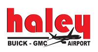 Haley Buick GMC Airport logo
