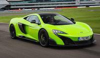 2016 McLaren 675LT Picture Gallery