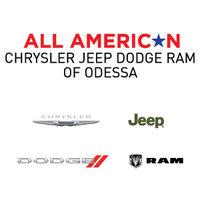 All American Chrysler Dodge Jeep Ram of Odessa logo