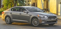 2016 Kia K900, Front-quarter view., exterior, manufacturer, gallery_worthy