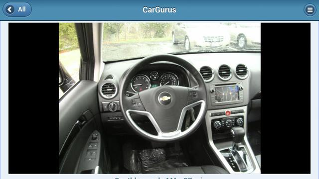 2014 Chevrolet Captiva Sport Interior Pictures Cargurus