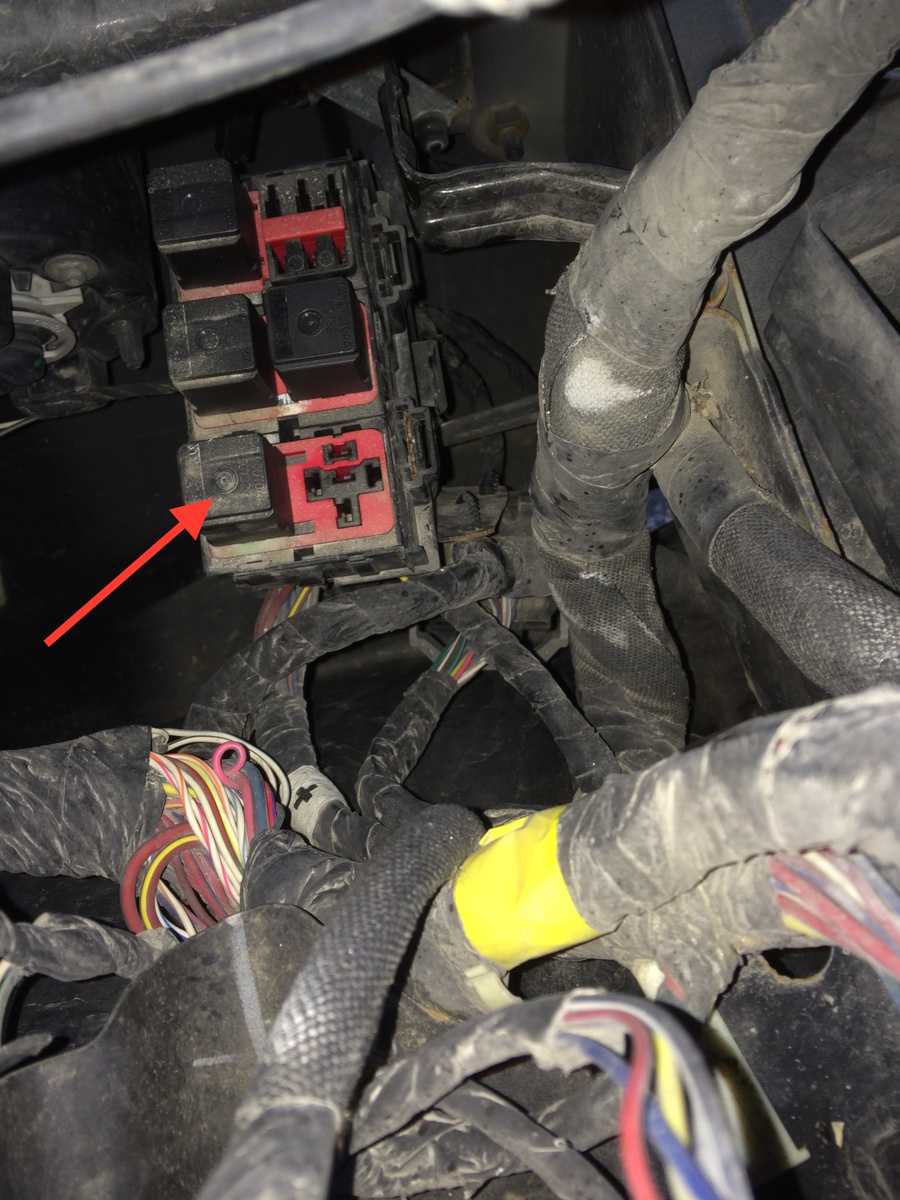 2008 Jeep Compass Interior Fuse Box Location ...