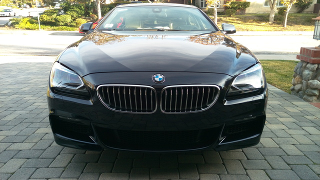 2015 Bmw 6 Series Overview Cargurus