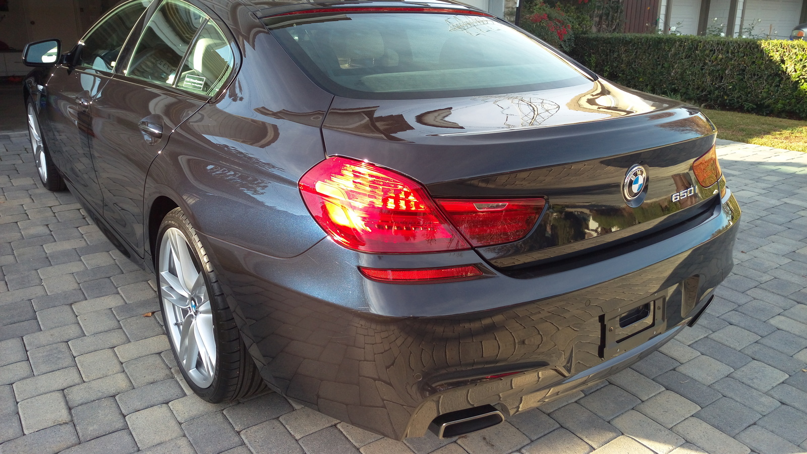 Picture of 2015 BMW 6 Series 650i Gran Coupe