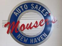 Mouser's Auto Sales logo