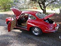 1965 Porsche 356 Overview