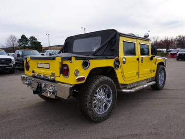 Picture of 1998 AM General Hummer 4 Dr STD Turbodiesel AWD Convertible