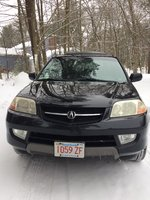 Picture of 2001 Acura MDX AWD, exterior