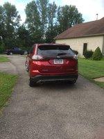 Picture of 2015 Ford Edge Titanium AWD