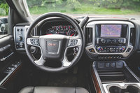 Picture of 2017 GMC Sierra 3500HD Denali Crew Cab SB, interior, gallery_worthy