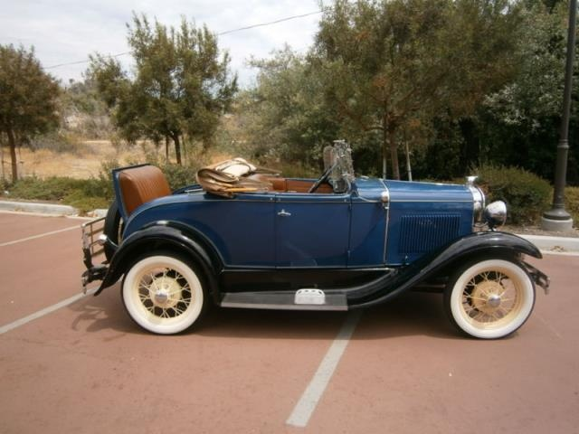Picture of 1930 Ford Model A Coupe, exterior, gallery_worthy