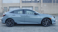 2017 Honda Civic Hatchback, Profile, exterior, gallery_worthy