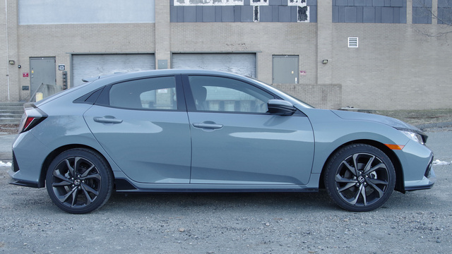 2017 Honda Civic Hatchback - CarGurus