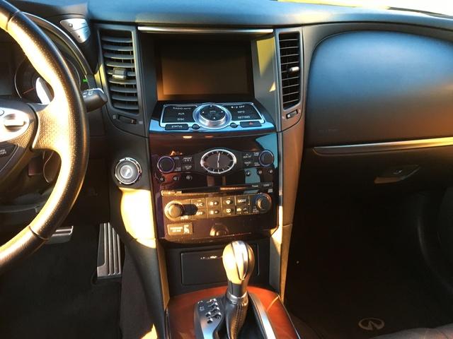 2009 Infiniti Fx35 Interior Pictures Cargurus