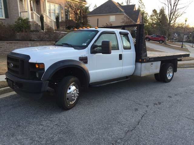 Picture of 2011 Ford F-550 Super Duty XL SuperCab 162 in. DRW