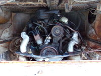 Picture of 1971 Volkswagen Type 2, engine