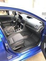 Picture of 2016 Subaru WRX Premium, interior