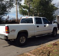 Picture of 2007 GMC Sierra Classic 1500 4 Dr SLE1 Crew Cab 4WD, exterior