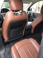 Picture of 2016 Chevrolet Traverse LTZ, interior