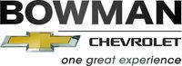 Bowman Chevrolet logo