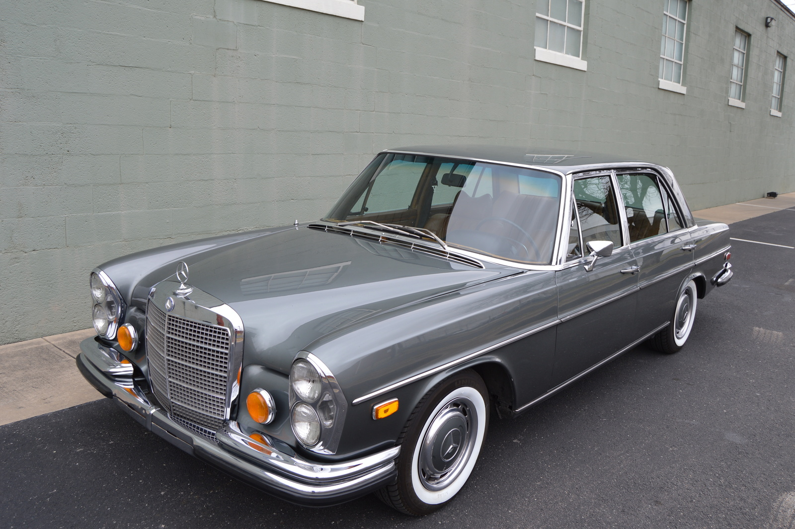Cargurus Cars For Sale >> 1972 Mercedes-Benz 280 - Overview - CarGurus