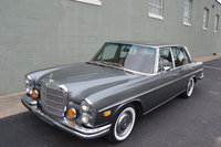 1972 Mercedes-Benz 280 Overview