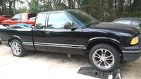 Picture of 1994 GMC Sonoma 2 Dr SLS Extended Cab SB, exterior