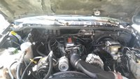 Picture of 1994 GMC Sonoma 2 Dr SLS Extended Cab SB, engine
