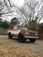 1976 International Harvester Scout Picture Gallery