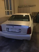 Picture of 2002 Cadillac DeVille DTS, exterior