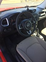 Picture of 2015 Jeep Renegade Sport, interior